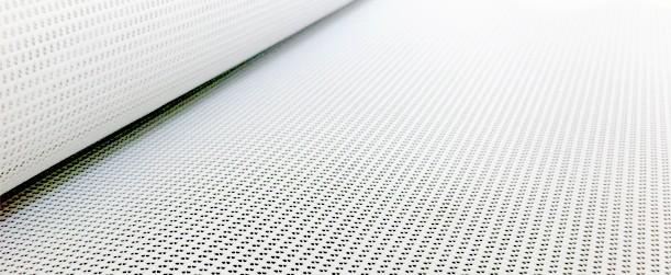 Bache grille mesh